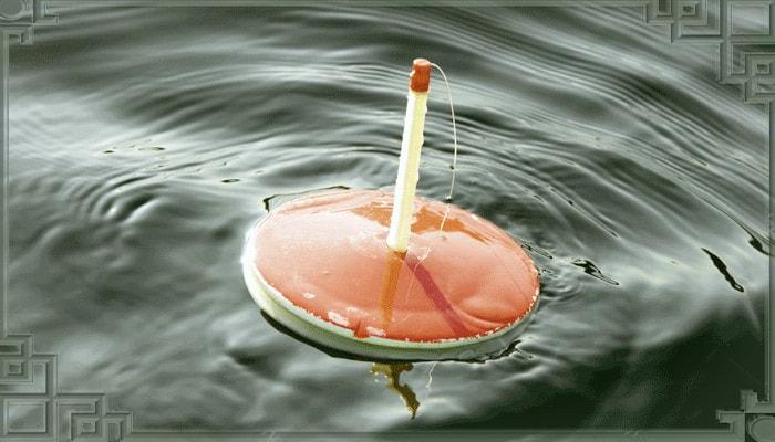 Кружок в воде