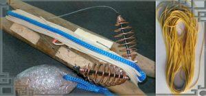 Резинка рыбовловная