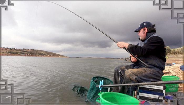 Рыбалка на штекерное удилище